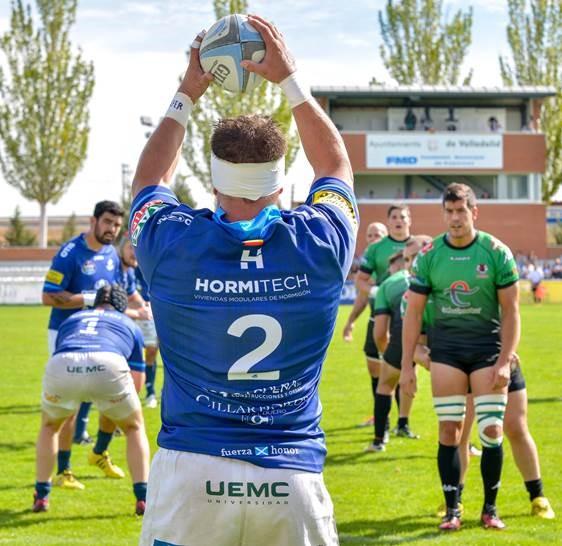 Fernando Vega entiende el rugby como mucho más que un deporte