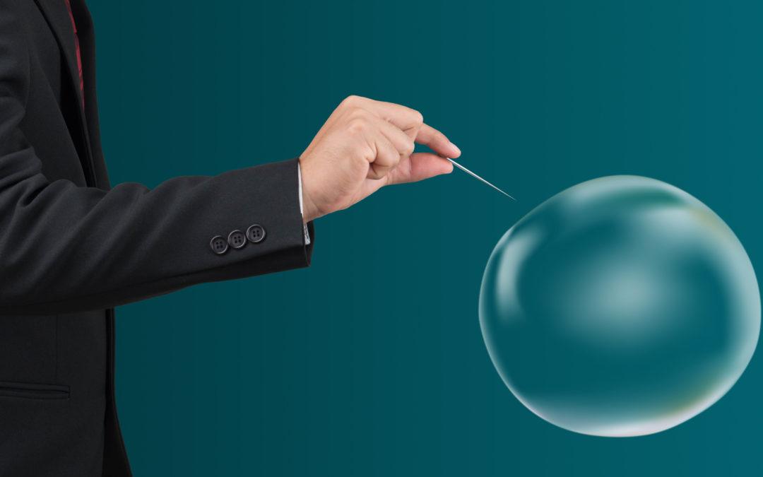 ¿Es el Bitcoin una nueva burbuja especulativa?